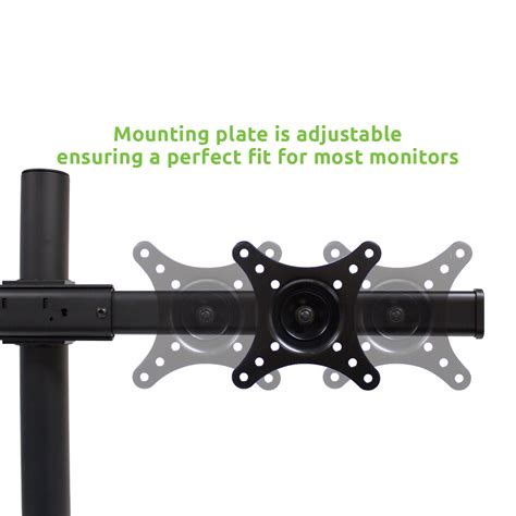 lcd desk stand lcd 3 monitor stand desk mount adjustable curved