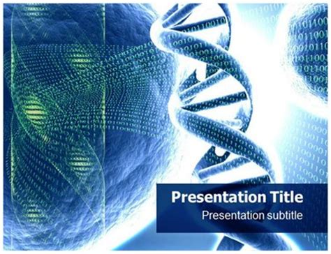 Latest News And Updates On Powerpoint Templates At Templatesforpowerpoint Com Dna Powerpoint Templates