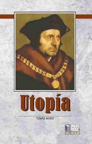 libro utopa utopia moro tomas 9789505630240