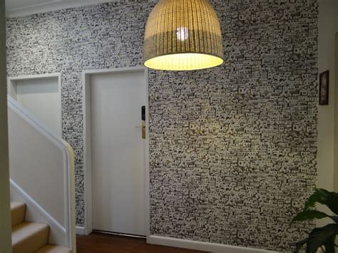 Cole & Sons Mediterainea Wallpaper Hallway Mediterranean Hall sydney by Sydney Wallpapering