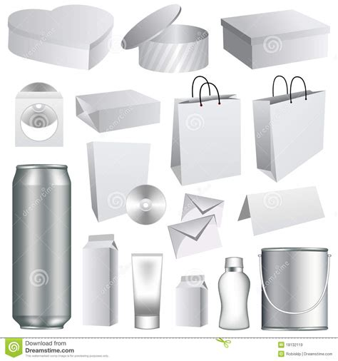 blank packaging templates blank packaging templates royalty free stock images