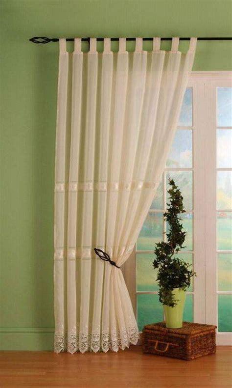 ivory tab top curtains elegance ivory tab top panel 150cm net curtain 2 curtains