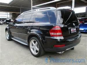 Mercedes Gl550 Used Used Mercedes Gl550 2009 Gl550 For Sale Pasig