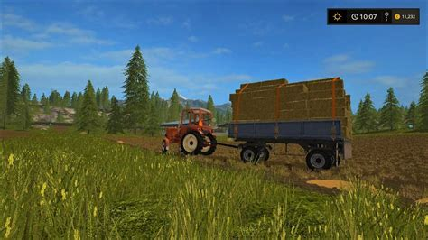 Small Ls by Farming Simulator 2017 Small Bales Time Lapse