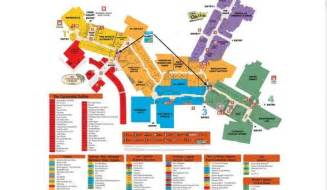 sawgrass mills mall map stores