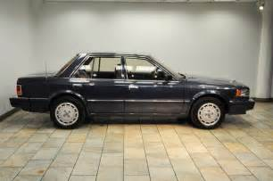 1986 Nissan Maxima 1986 Nissan Maxima Se 56k One Of A Must See It For