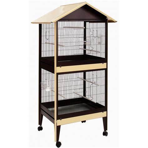 rete zincata per gabbie gabbia voliera zincata 2 piani per uccelli damo 502