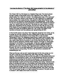 Green Mile Essay by Coffey In Green Mile Essay Druggreport246 Web Fc2