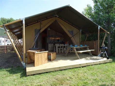 zelt terrasse ferienwohnung safari zelt f 252 r 6 personen zeeland firma