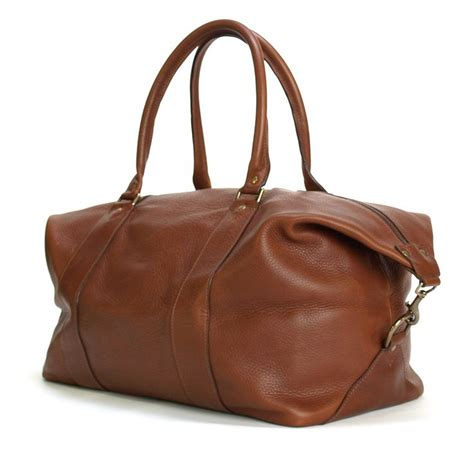 The Knoxx Roan Weekend Handbag by Bronson Weekender Roan Weekender Weekend Bags And