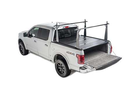 folding truck bed cover bak bakflip cs hard folding truck bed cover rack 5 7