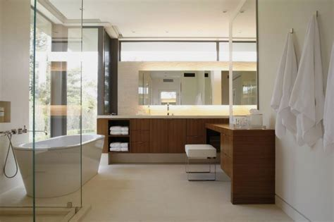 bathroom of modern interior design for big house home