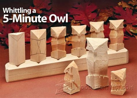 carving owl wood carving patterns  techniques