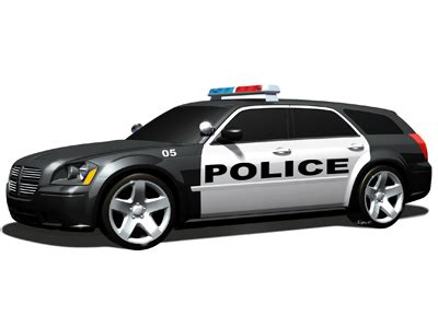 police car components | howstuffworks