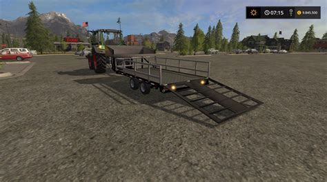 maps to the trailer small utility trailer v1 0 fs17 farming simulator 17 mod fs 2017 mod