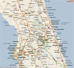 map tavares florida harris chain