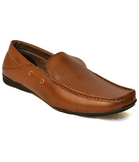 brown loafers toes brown loafers for buy loafers snapdeal
