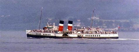 the waverley steam boat steamboat
