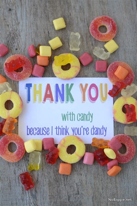 printable candy   note nobiggie