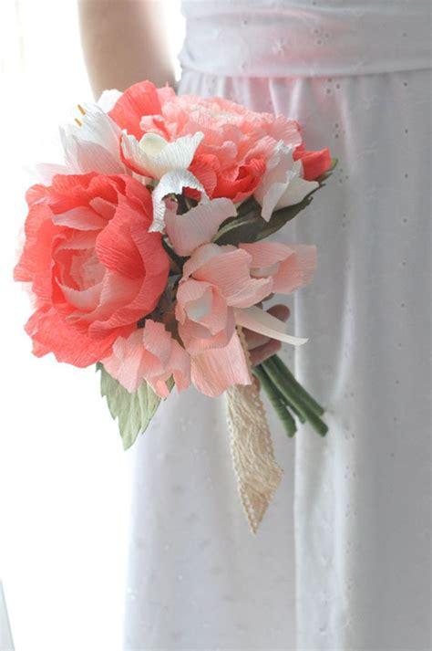 fiori di carta come realizzarli 20 idee con i fiori di carta per il vostro matrimonio