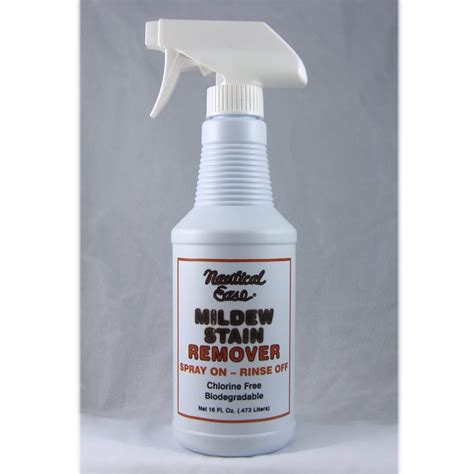 boat upholstery mildew remover nautical ease mildew remover