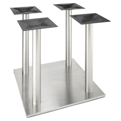 rsq 750 4 stainless steel table base