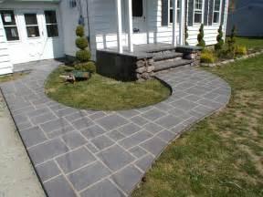 ideas diy concrete patio