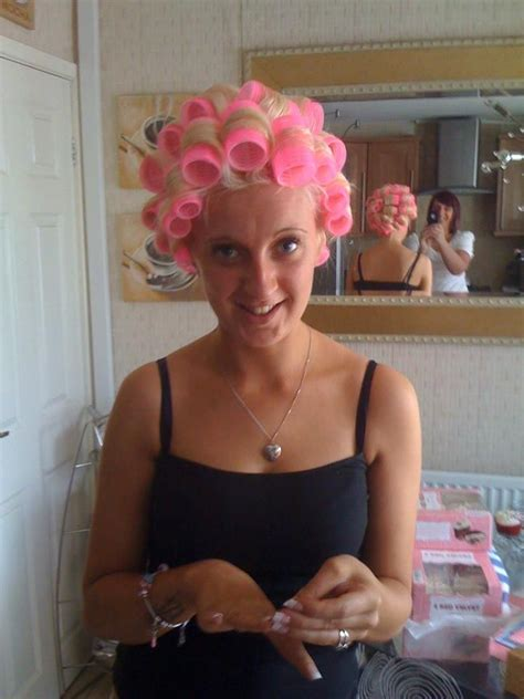 forced to wear hair rollers 1000 images about sexy in curlers on pinterest sexy