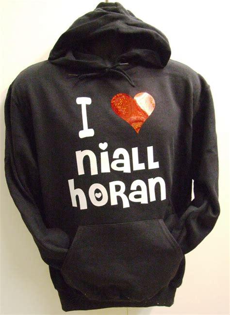 Hoodie Zipper One Direction Horan Hitamrockzillastore niall horan black hoodie one direction age 5 15