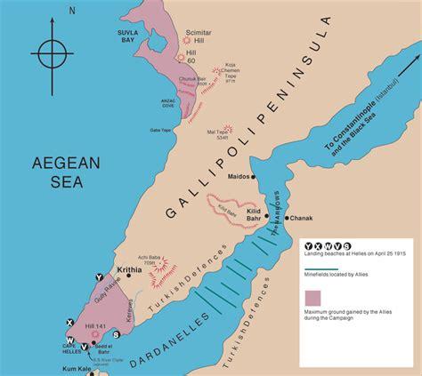 battle of gallipoli map lieutenant colonel henry jourdain soldiers stories
