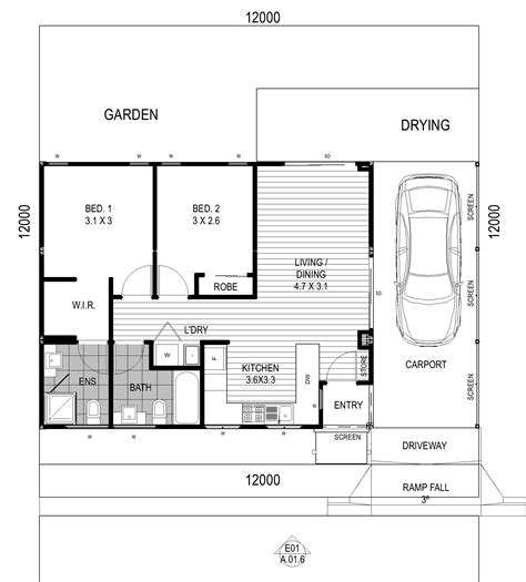 retirement house floor plans retirement house plans