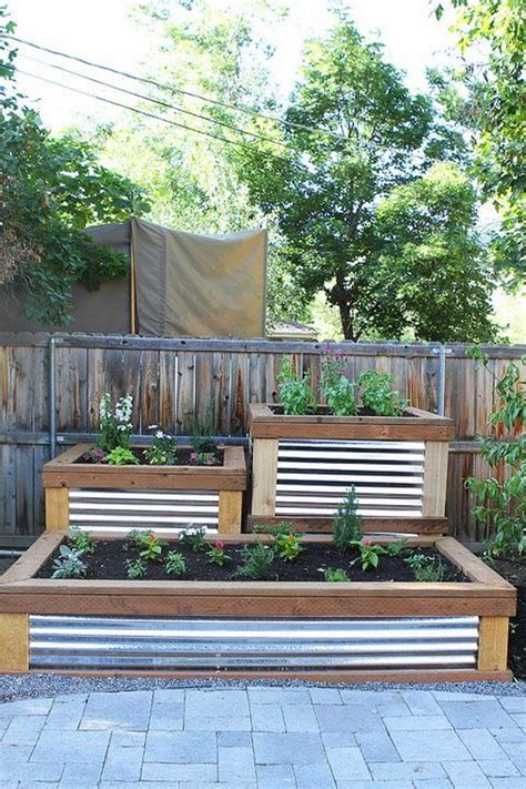 A Raised Garden Bed by 30 Raised Garden Bed Ideas Hative
