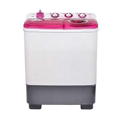 Mesin Cuci Otomatis Sanken jual sanken tw8700pk mesin cuci harga kualitas