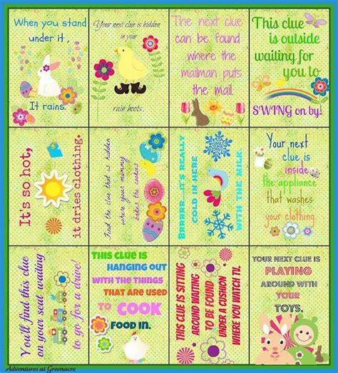 printable alphabet egg hunt free easter egg hunt clues printable easter ideas