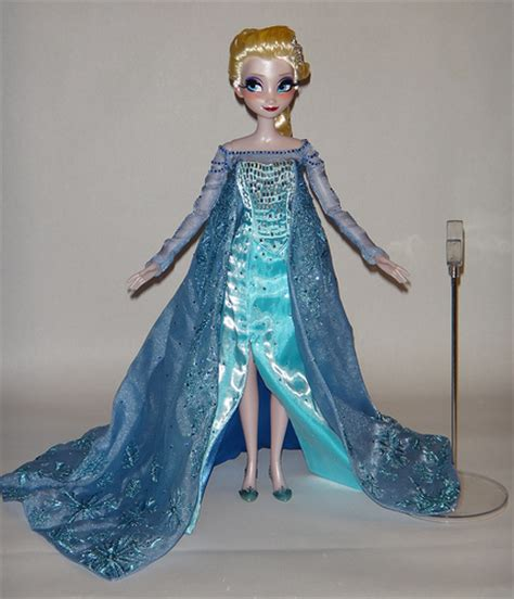 Disney Set Elsa Limited elsa deboxed harrods limited edition and elsa doll set le 100 frozen uk disney