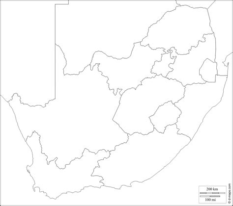 printable maps south africa south africa map coloring page coloring page