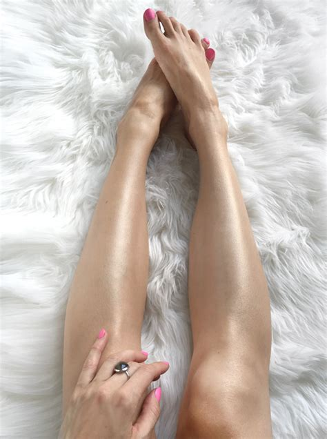 how to get shiny legs naturally make your legs shiny