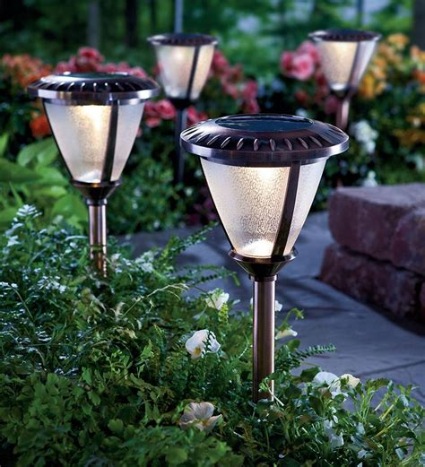 Best Solar Path Lights by Best Pathway Lighting Ideas For 2014 Qnud