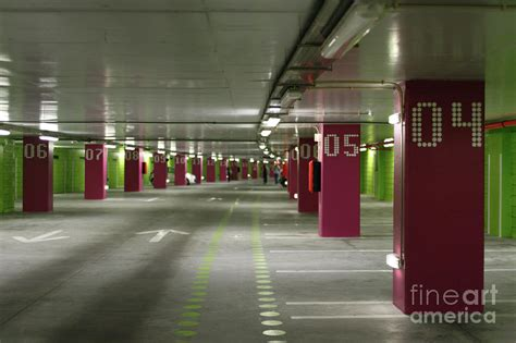underground parking underground parking lot by gaspar avila