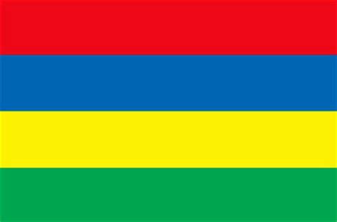 animated mauritius flags mauritian clipart