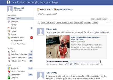 facebook themes social fixer customize your facebook page for free using social fixer