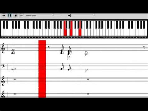 tutorial piano john legend common john legend glory sheet music piano tutorial
