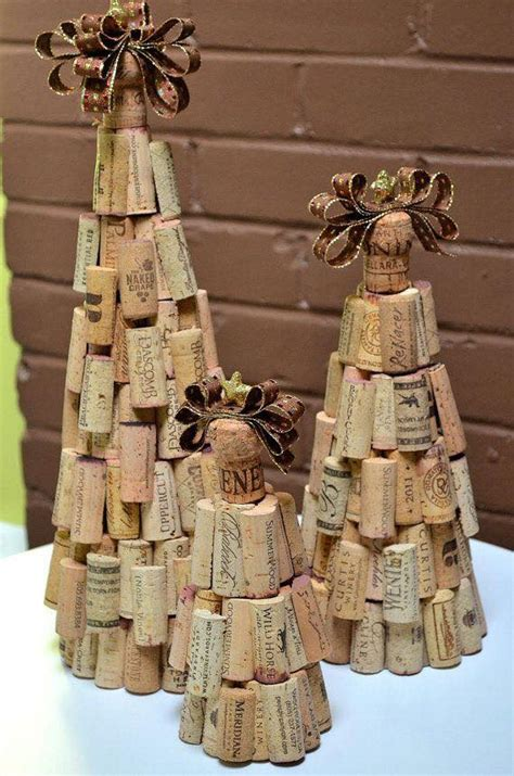 cork christmas tree 20 brilliant diy wine cork craft projects for decoration