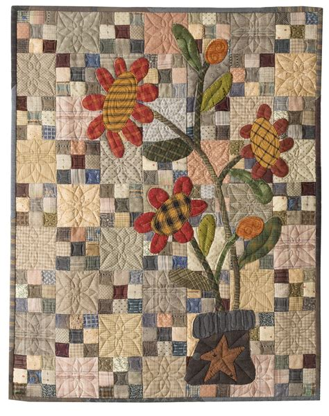 Patchwork Kits - patchwork posies kit