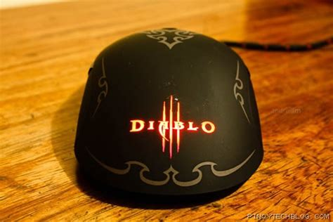 Mouse Diablo 3 steelseries diablo iii gaming mouse review science and technology