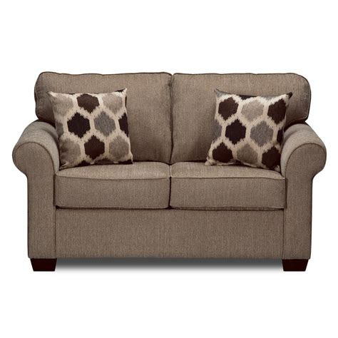 sleeper chairs and sofas fletcher upholstery twin sleeper sofa value city furniture
