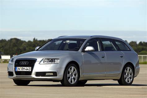 Vergleich Audi A6 Bmw 5er by Vergleich Audi A6 Avant Gegen Bmw 5er Touring Bilder