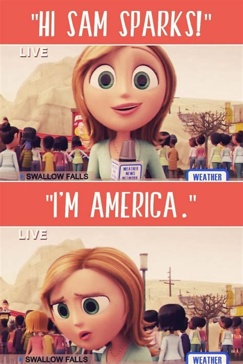 film comedy disney cloudy with a chance of meatballs movie quote movies