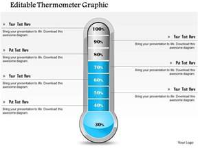 powerpoint thermometer template 1114 editable thermometer graphic powerpoint presentation
