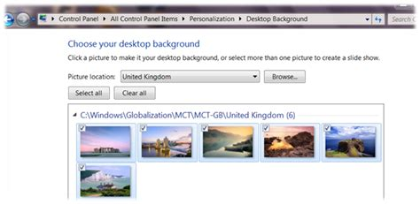 windows 7 themes photo locations how to activate hidden themes in windows 7